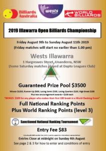 illawara Open