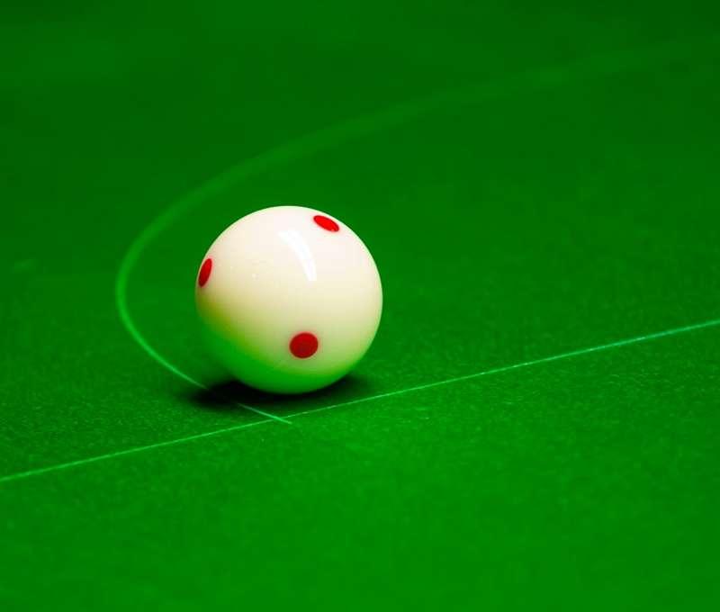 Billiard Ball In Hand