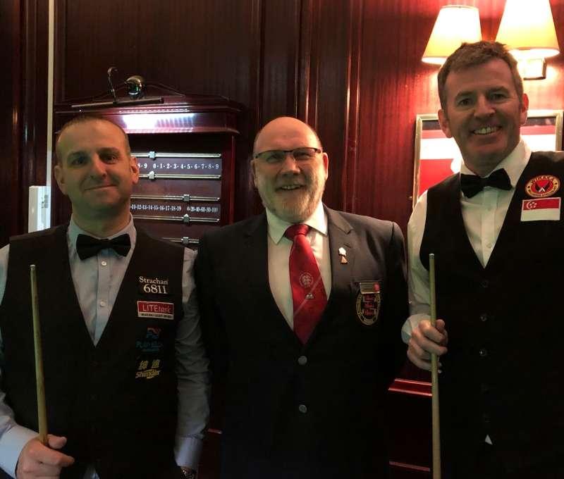 Scottish Open final 2019