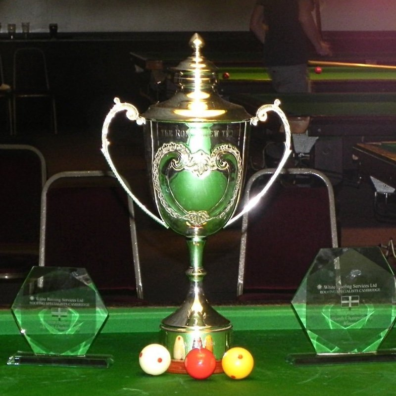 English Open Trophies