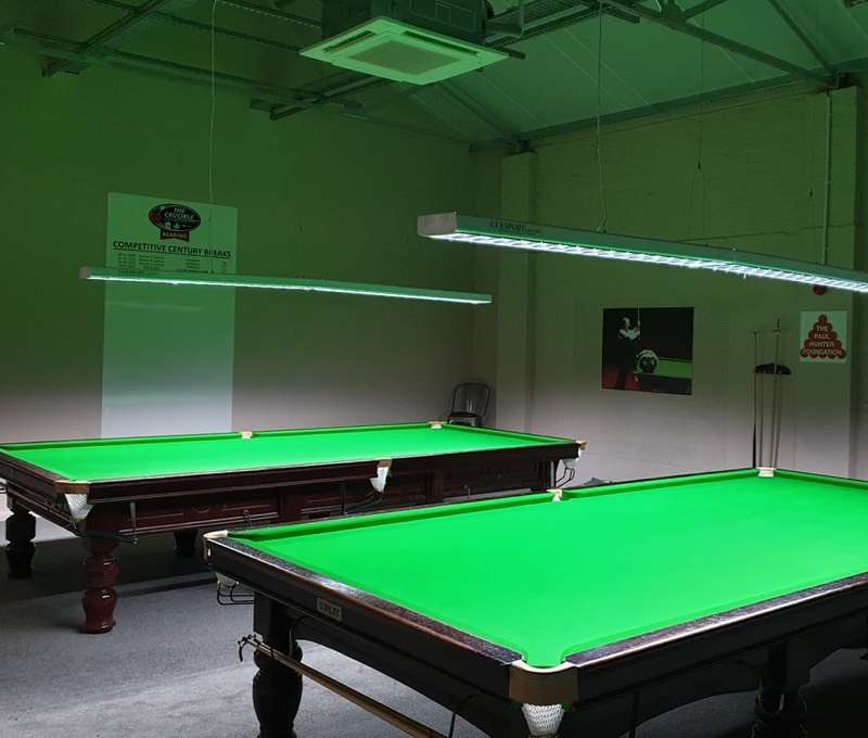 Crucible Sports and Social Club, Reading